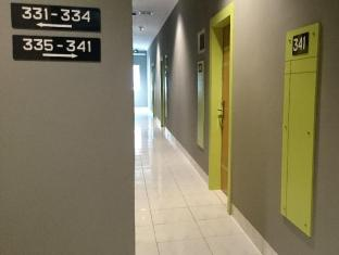 Wisma Sederhana Budget Hotel Medanas - Įėjimas