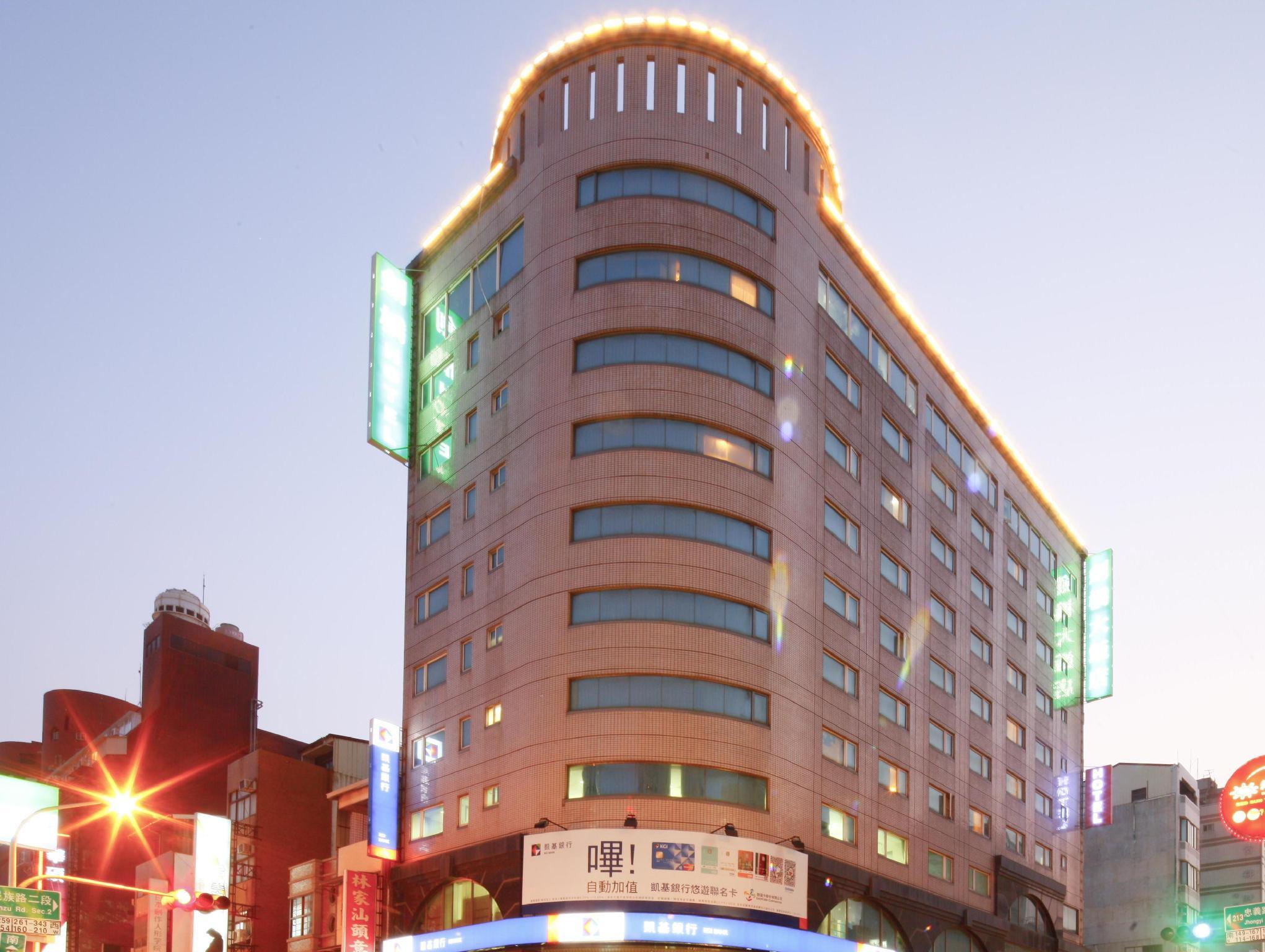 Cambridge Tainan Hotel