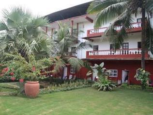 Chalston Beach Resort - Hotell och Boende i Indien i Goa