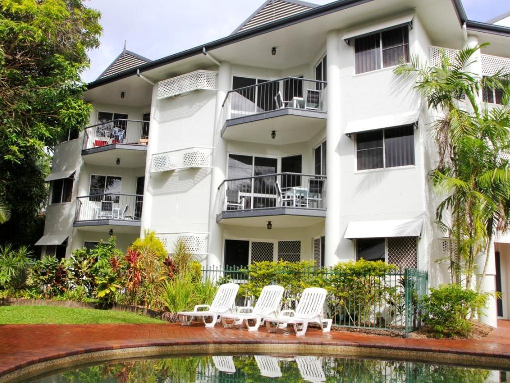 Hotell Citysider Apartments