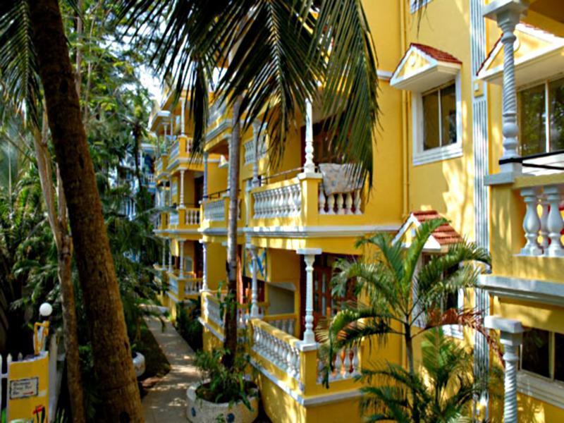Don Joao Resorts - Hotell och Boende i Indien i Goa