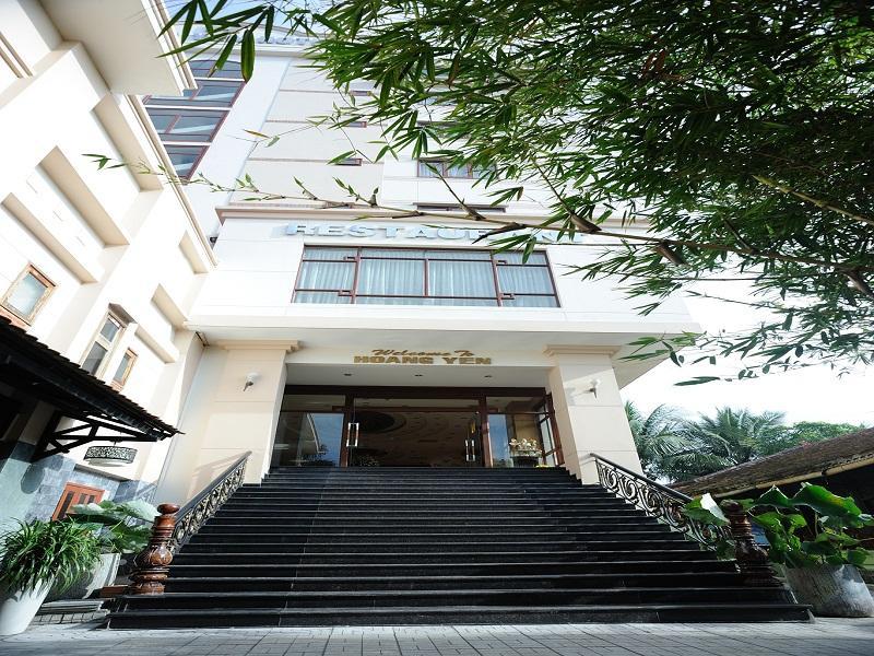 Hotell Hoang Yen Hotel