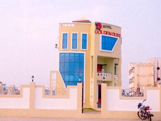 Hotel Golden Dust - Hotell och Boende i Indien i Puri