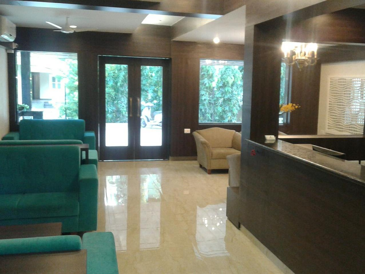 Joia Do Mar Resort - Hotell och Boende i Indien i Goa