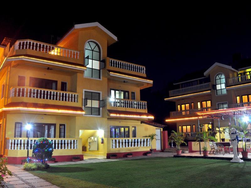Marina Bay Beach Resort - Hotell och Boende i Indien i Goa