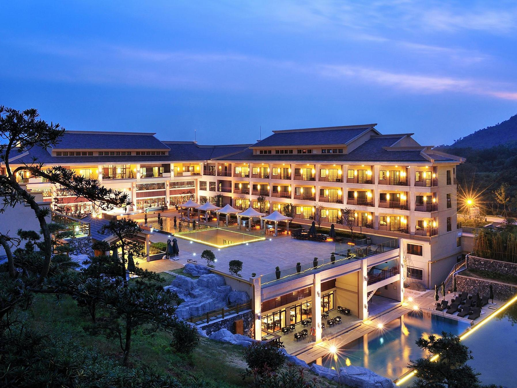Regalia Resort & Spa Nanjing Tangshan - Nanjing