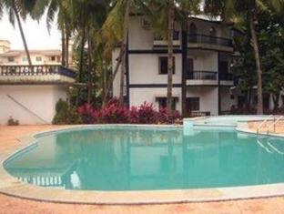 Palm Resort Nord Goa - Svømmebasseng