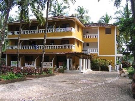 Palm Resort - Hotell och Boende i Indien i Goa