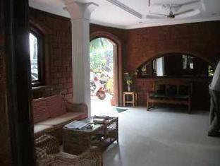 Palm Resort Goa Nord - Recepció