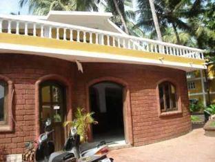 Palm Resort Nord Goa - Inngang