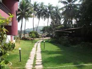 Palm Resort Goa Nord - Jardí
