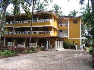 Palm Resort Goa Nord - Exterior de l'hotel