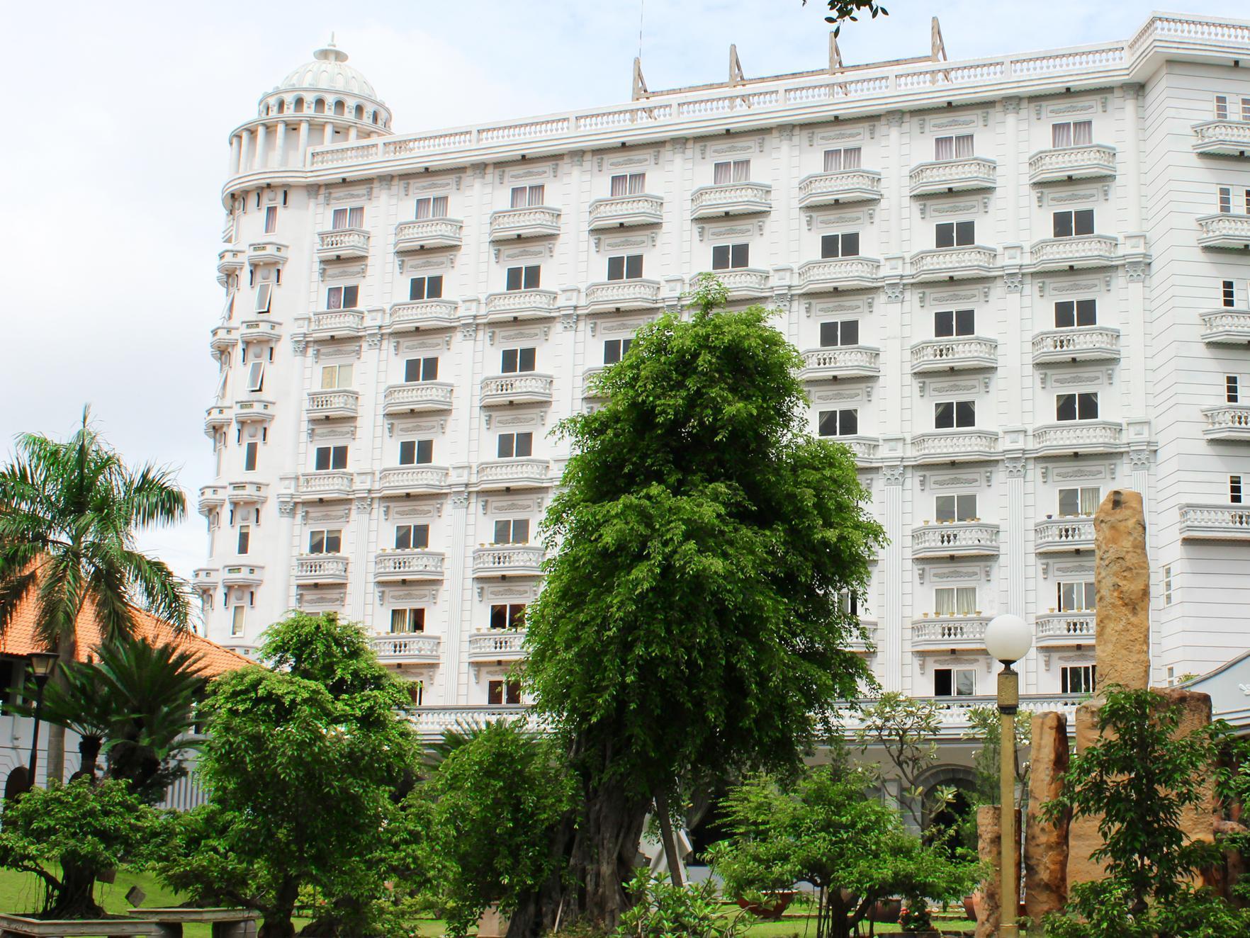 Hotell Saigon Resort