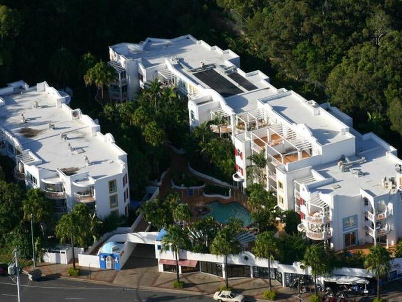 Santorini By The Sea Apartments - Hotell och Boende i Australien , Guldkusten