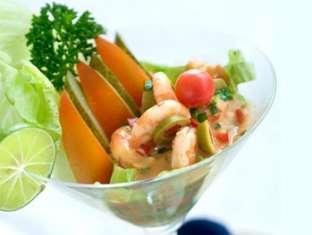 The Calyx Villa Bali - Calyx Food