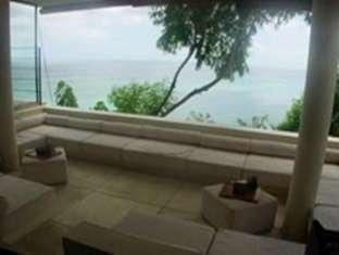 The Calyx Villa Bali - Lounge View