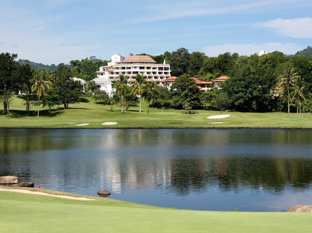 Hotell The Green Golf Residence i Kathu_-tt-_Golf_Course, Phuket. Klicka för att läsa mer och skicka bokningsförfrågan