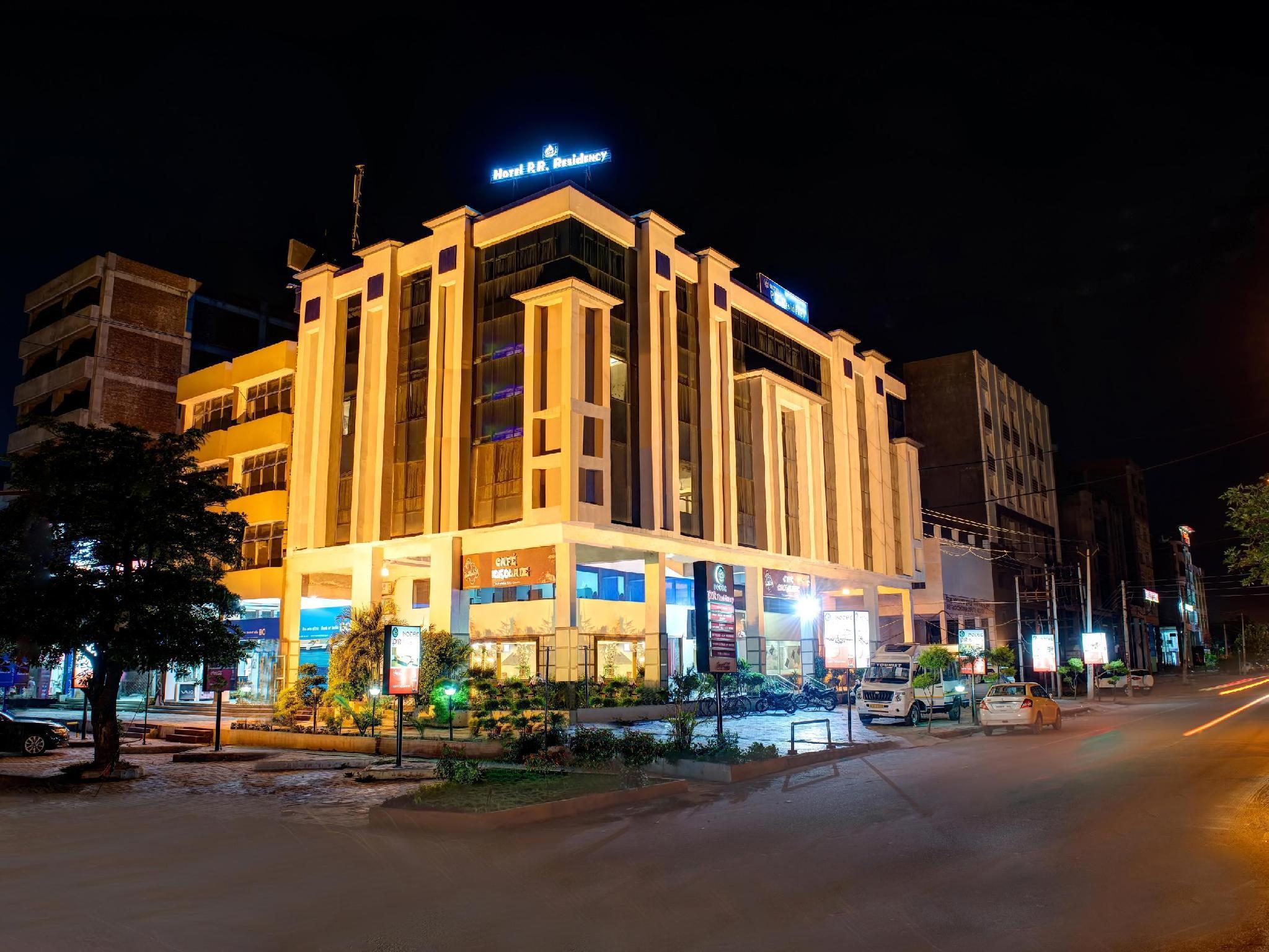 Hotel PR Residency - Hotell och Boende i Indien i Amritsar