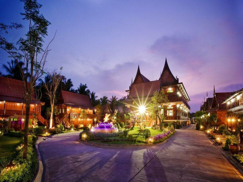 Jaroenrat Resort - Hotels and Accommodation in Thailand, Asia