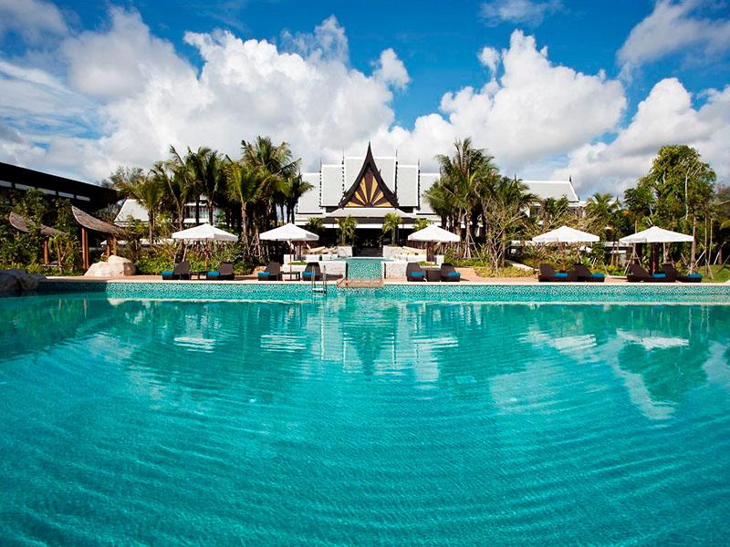 Natai Beach Resort & Spa Phang Nga - Hotels and Accommodation in Thailand, Asia