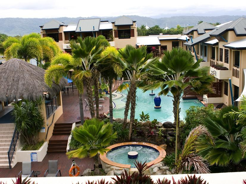The Boutique Collection at Port Heritage Hotel - Hotell och Boende i Australien , Port Douglas
