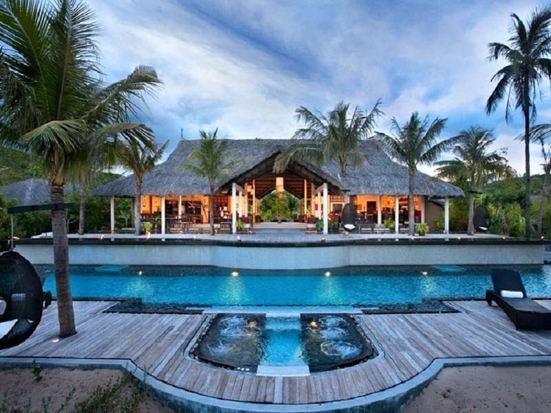 Bai Tram Hideaway Resort - Hotell och Boende i Vietnam , Tuy Hoa (Phu Yen)