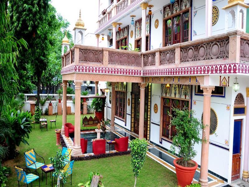 Hotel Vimal Heritage - Hotell och Boende i Indien i Jaipur