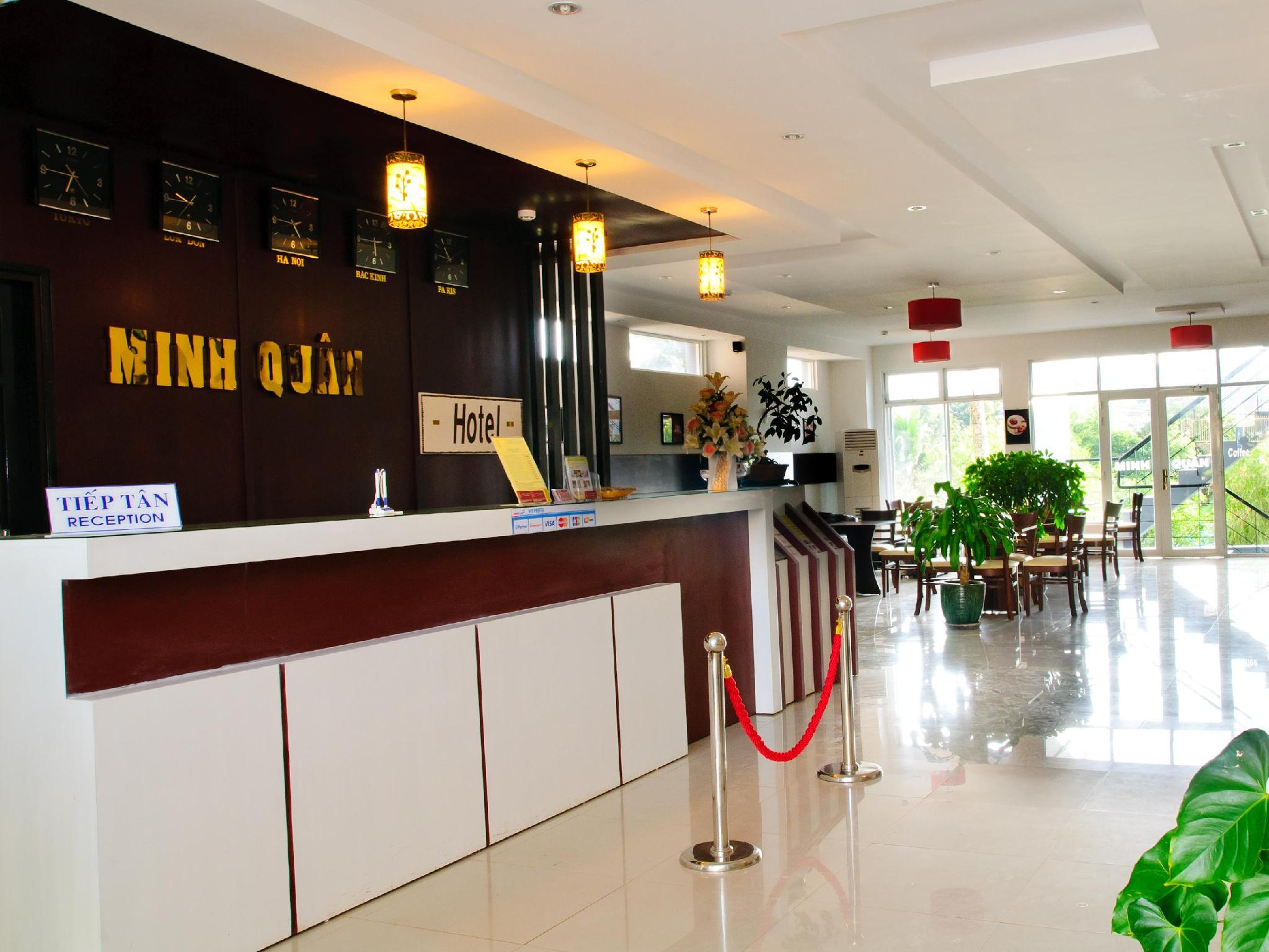 Hotell Minh Quan Hotel