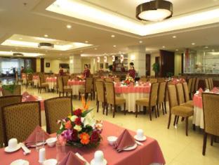 Super 8 Longcheng Hotel - Restaurant