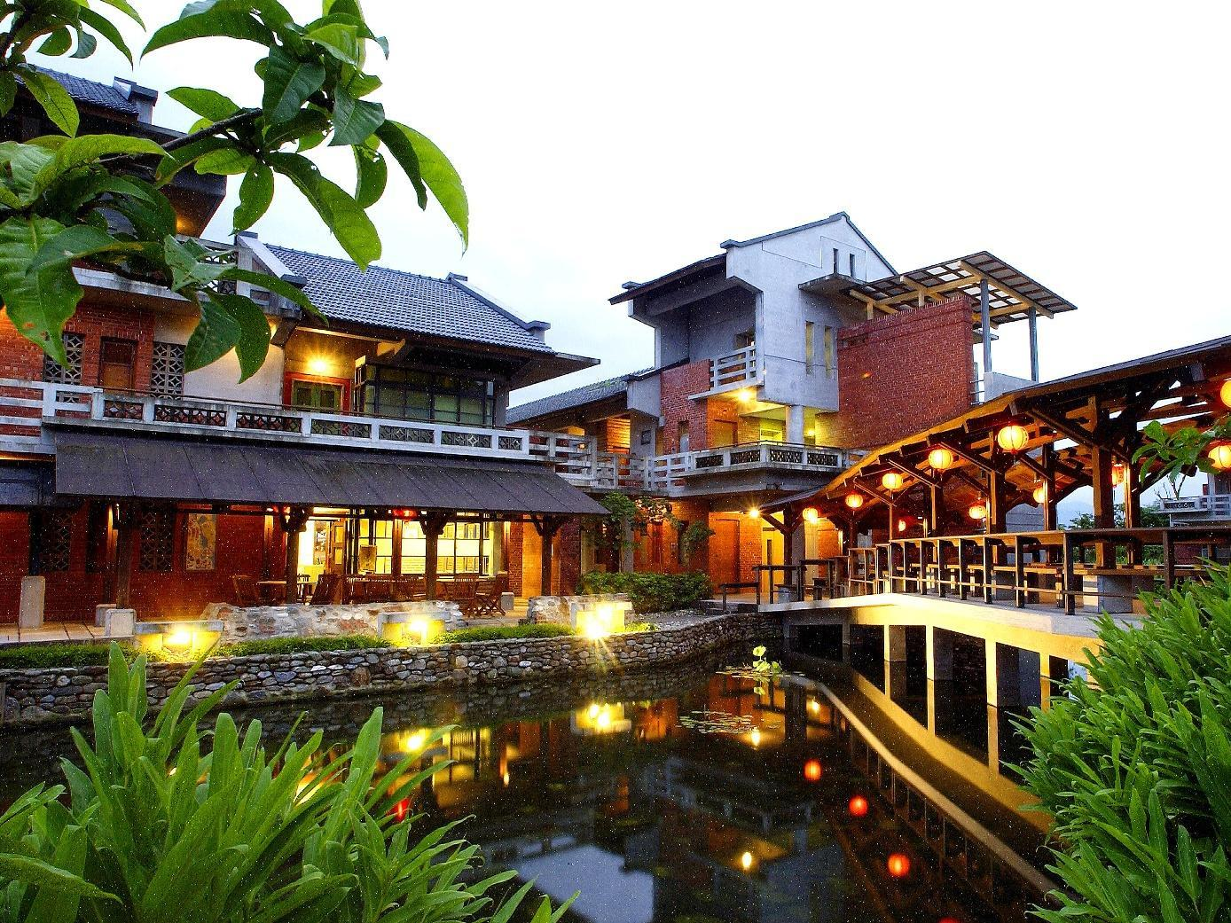 Forte Dong-Shan Villa - Hotels and Accommodation in Taiwan, Asia