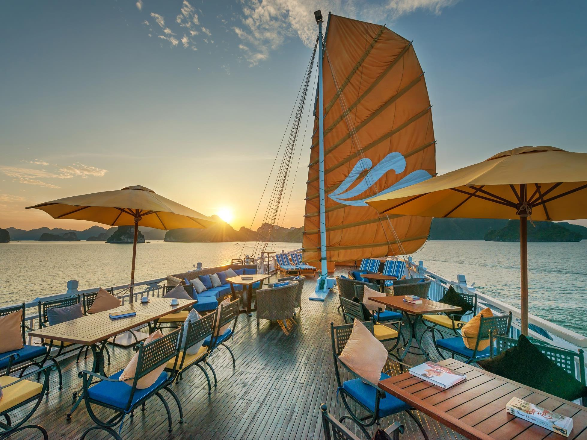 Paradise Luxury Cruise Halong