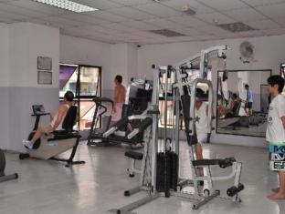 Marina Vacation Condos @ Marina Court Resort Condominium Kota Kinabalu - Fitness Room