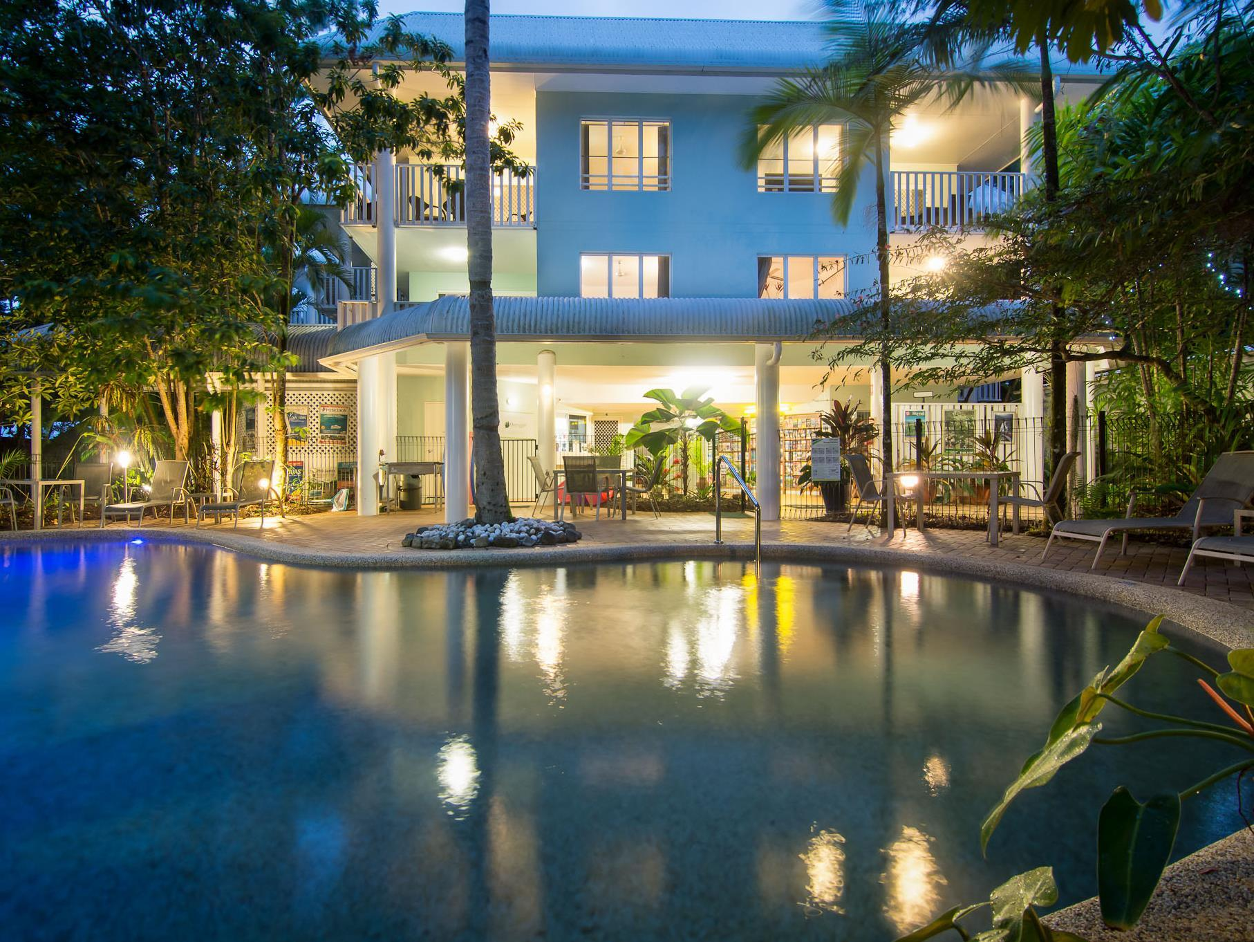 Port Douglas Outrigger Holiday Apartments - Hotell och Boende i Australien , Port Douglas