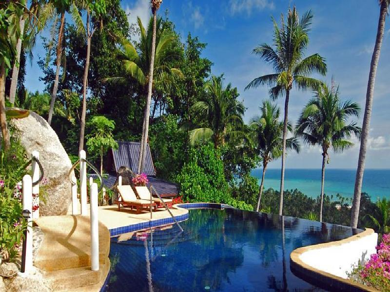 Seaview Paradise Beach & Mountain Holiday Villas Resort Koh Samui