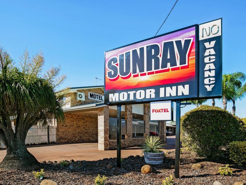 Sunray Motor Inn - Hotell och Boende i Australien , Toowoomba