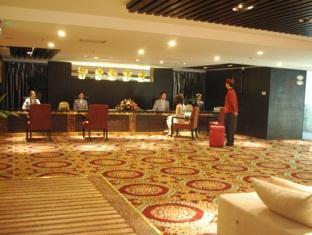 Wuhan Dong Xin Grand Hotel Wuhan - Vestíbulo