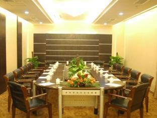 Wuhan Dong Xin Grand Hotel Wuhan - Sala de reuniones