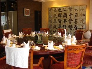 Wuhan Dong Xin Grand Hotel Wuhan - Restaurante