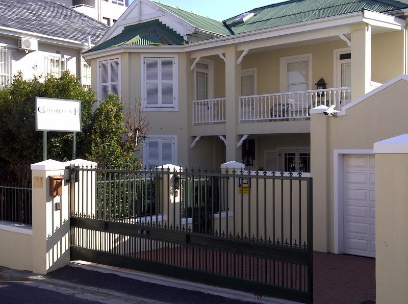 Craigrownie Guest House Cape Town - Entrance