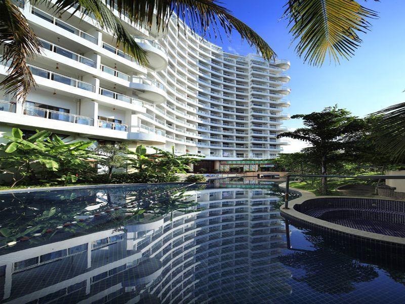 February Sea Seaview Hotel Sanya
