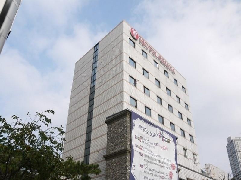 โรงแรม โฮเต็ล เอเรียน่า  (Hotel Ariana)
