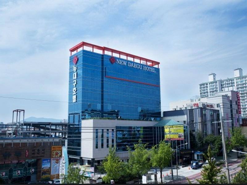 Hotel Taegu - Hotels and Accommodation in South Korea, Asia