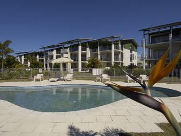 Pacific Marina Luxury Apartments - Hotell och Boende i Australien , Coffs Harbour