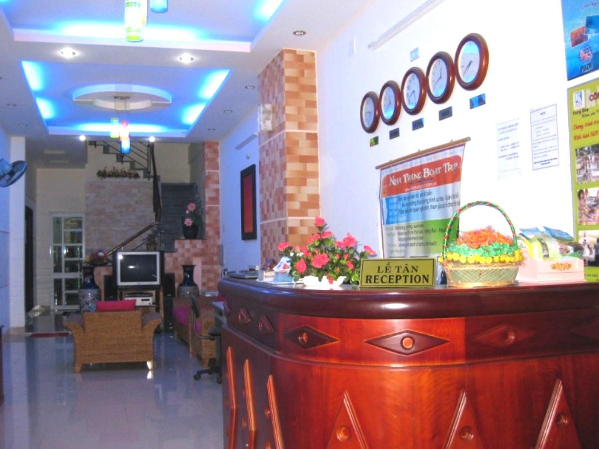 Hotell Sen Vang Guest House