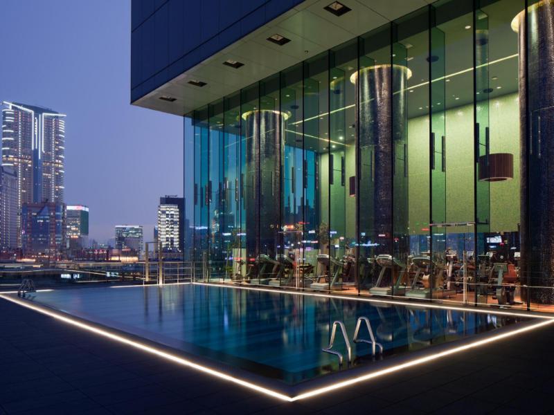 Hotel Icon הונג קונג