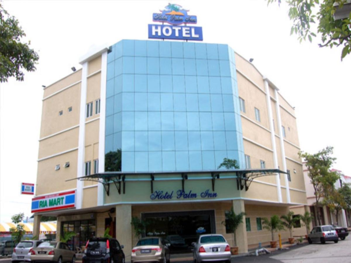 Hotel Palm Inn Bukit Mertajam - Hotels and Accommodation in Malaysia, Asia