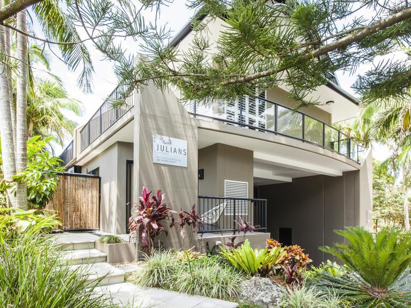 Julians Apartments - Hotell och Boende i Australien , Byron Bay