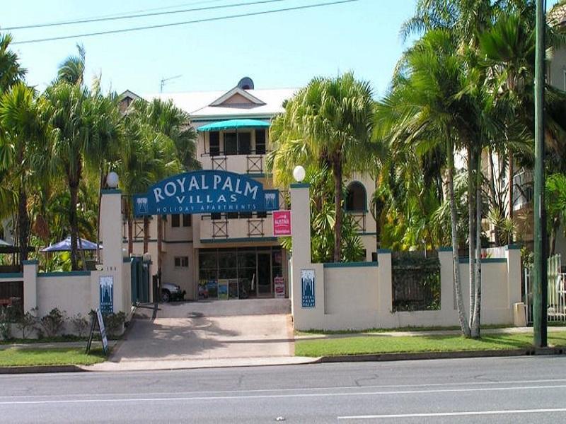Royal Palm Villas - Hotell och Boende i Australien , Cairns