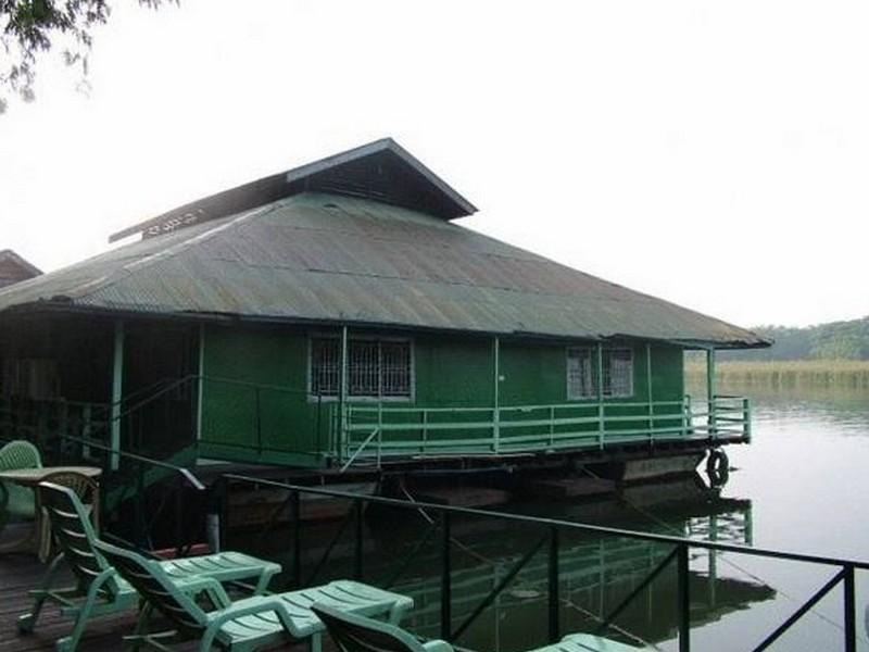 Sam's River Raft House - Hotels and Accommodation in Thailand, Asia