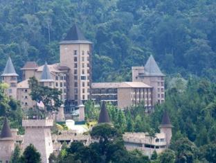 The Chateau Spa & Organic Wellness Resort Kuala Lumpur - Resort Overview